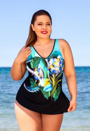 Слитный купальник-платье BAHAMA 830604