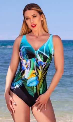 Слитный купальник plus-size BAHAMA 830604