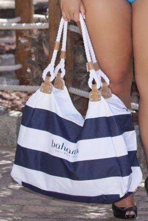 Пляжная сумка BAHAMA - SAILOR big size