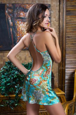Сорочка-платье MIA-MIA - Adriana, 100% шелк