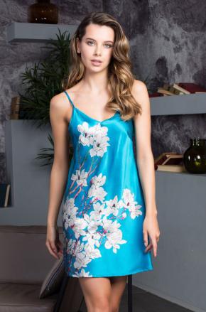 Платье домашнее Mia-Mia - SAKURA, 100% шелк