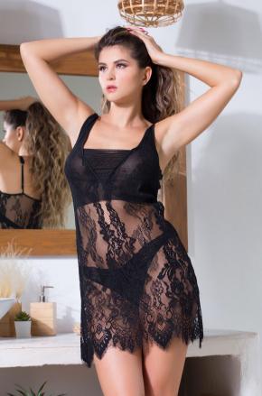 Сорочка-платье мини Mia-Mia - MILANA