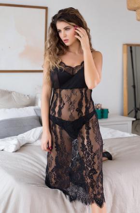 Сорочка-платье миди Mia-Mia - MILANA