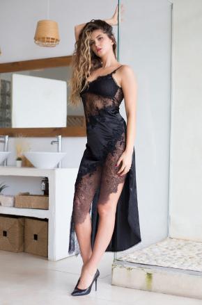 Сорочка-платье макси Mia-Mia - MILANA