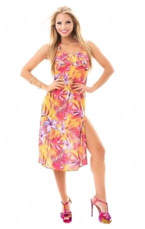 Пляжная туника-платье PALOMA 202-17