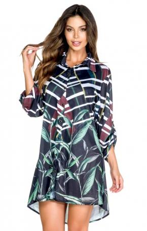 Платье-рубашка Maryssil - SAVANNA