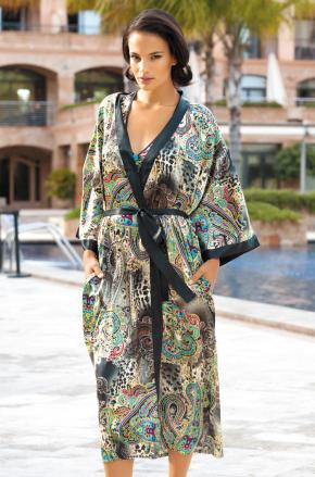 Халат кимоно макси Mia-Mia - FIORENZA
