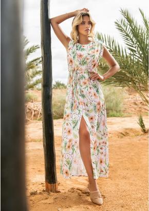 Пляжное платье макси Larissa Minatto - LAÍSLA