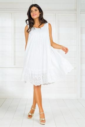 Пляжное платье миди ICONIQUE, 100% хлопок