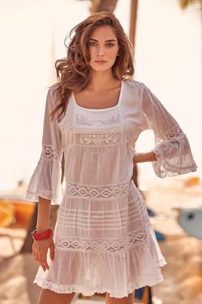 Пляжное платье Iconique - LUXE, 100% хлопок