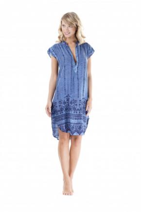 Пляжное платье Iconique - GISELE, 100% модал