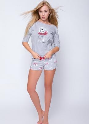 Пижама женская SENSIS - SNOWY OWL