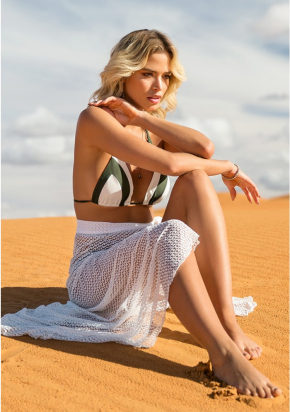Пляжная юбка LARISSA MINATTO - AJURE