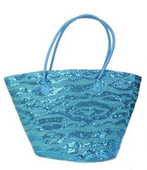 Пляжная сумкa Casa Di Stella - RIO BLUE