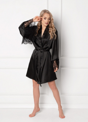 Халат женский ARUELLE - VINTAGE BLACK