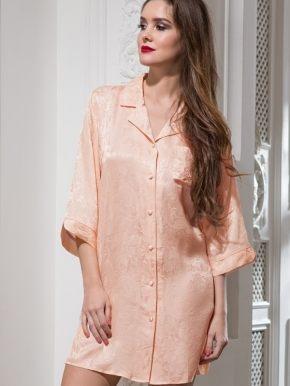 Рубашка домашняя  MIA-AMORE -  Nika, 100% шелк